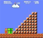 Mario finish